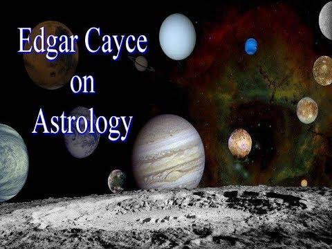Edgar Cayce on Astrology Read by John Bott