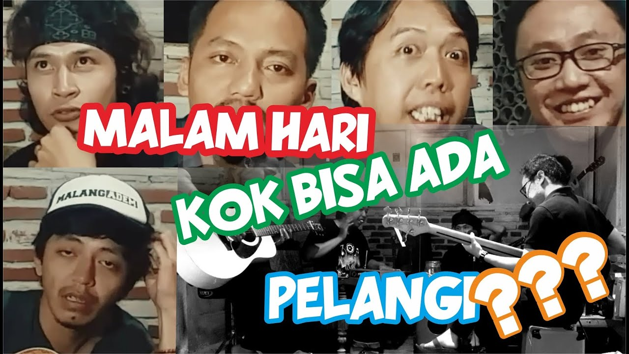 Vlog Musik - Pelangi - Koes Plus (Salsa, Country, Blues)