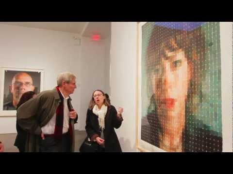 Art Gallery Tour in Chelsea