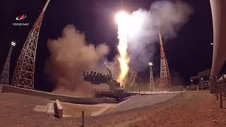 Пуск РН «Союз-2.1а» с ТГК «Прогресс МС-09»