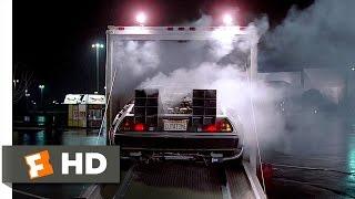 Back to the Future (1/10) Movie CLIP - The DeLorean (1985) HD