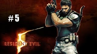 Resident Evil 5 #5 - Покатушки!