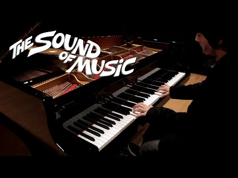 Sound of Music - Edelweiss for Piano Solo | Léiki Uëda