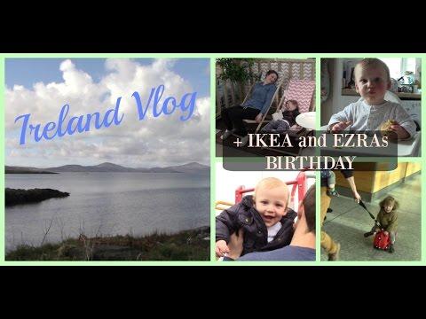 Ireland Holiday Vlog