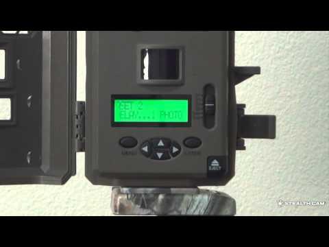 Stealth Cam - G Series - Quick setup video