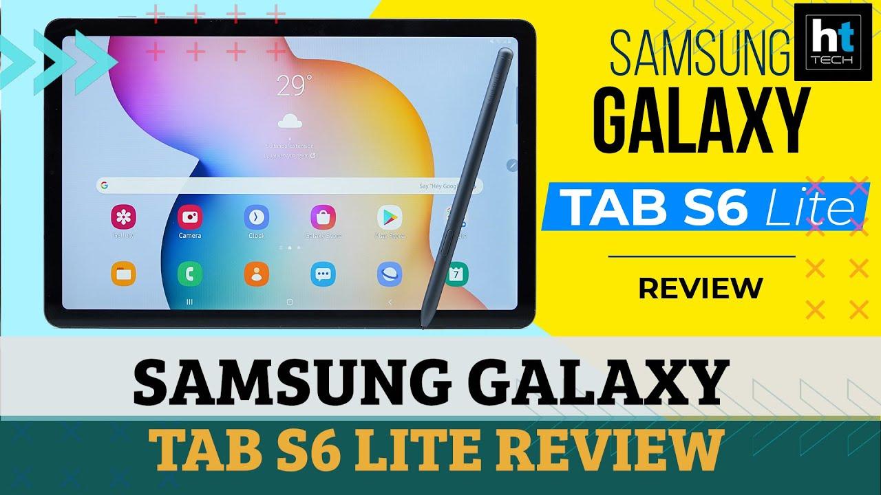 The EJ Tech Show: Samsung Galaxy Tab S6 Lite reviewed! - Hindustan Times