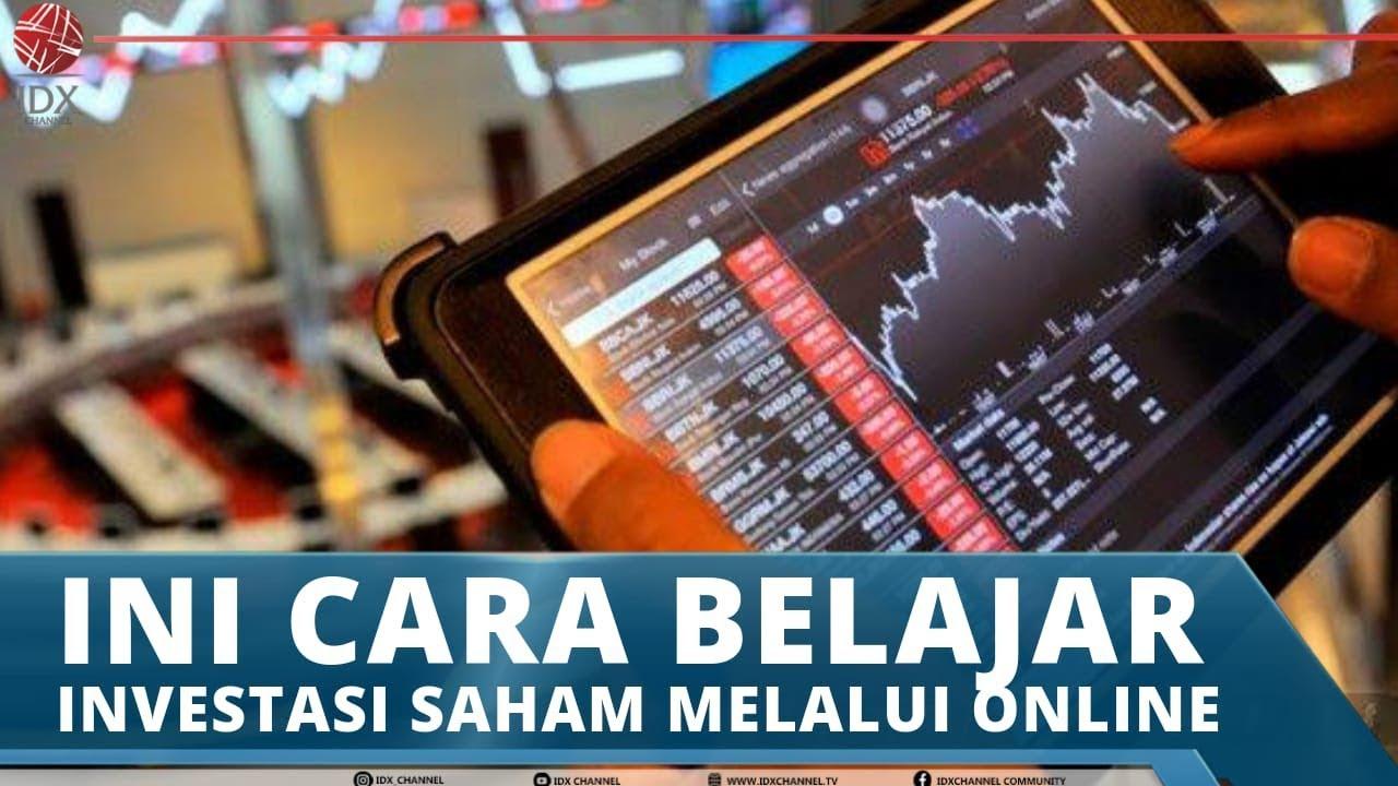 belajar trading saham idx