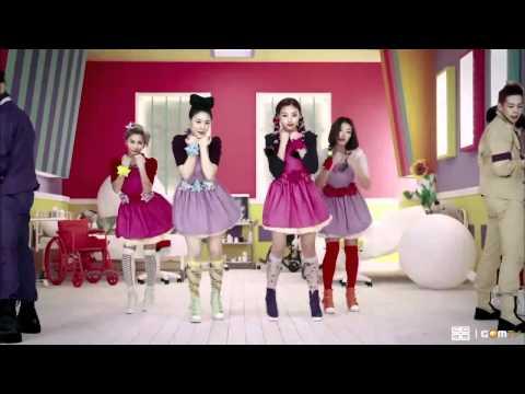 Bbiribbom Bberibbom [VIETSUB ENGSUB]  KARA MV HD Co Ed School (남녀공학)  삐리뽐 빼리뽐