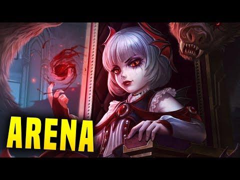 First Arena Game In 6 Months! | Smite Scylla Arena Gameplay (Scylla Build)