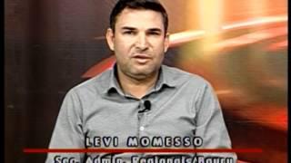 Secretário das Administrações Regionais, Levi Momesso