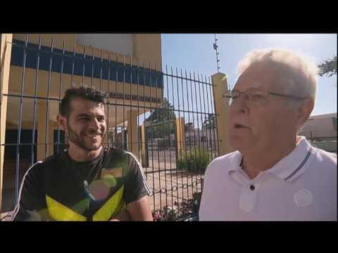 Motoboy Arrisca A Vida Para Salvar Gato Em Canoas (RS)