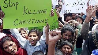 Христиане Пакистана скорбят и негодуют