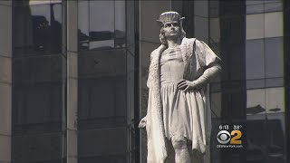 Columbus Circle Statue Added To National Register
