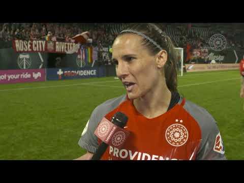 Katherine Reynolds | Thorns FC 1, Courage 4 | Postgame