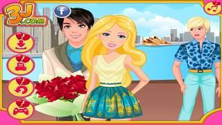 Кен бросил Барби  Revenge Barbie! Мультик Барби Онлайн игра