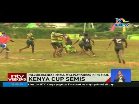 Kenya Cup holders KCB beat Impala, will play Kabras in finals