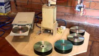 Passolino - CD Changer parallel port