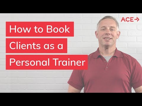 Newly Certified? Learn How to Book Clients!