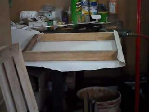 C mo crear un lienzo tipo caja para leo o acr lico - Como enmarcar un lienzo ...
