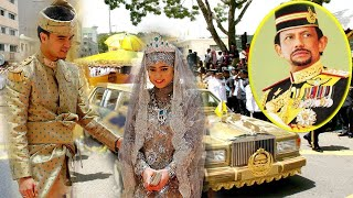 Самая богатая невеста на планете выходит замуж за простого человека GOLD wedding(Самый богатый человек на планете https://www.youtube.com/watch?v=EJopHK1P-kk Красивая мечеть Брунея ..., 2016-07-20T13:15:36.000Z)