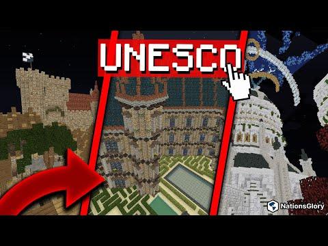 CES UNESCO SONT TROP STYLÉS ( genre vraiment ! ) | NationsGlory - Partie 2