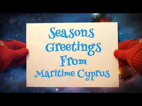SEASON'S GREETINGS from Maritime Cyprus