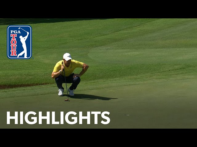 Rory McIlroys highlights | Round 1 | TOUR Championship 2019