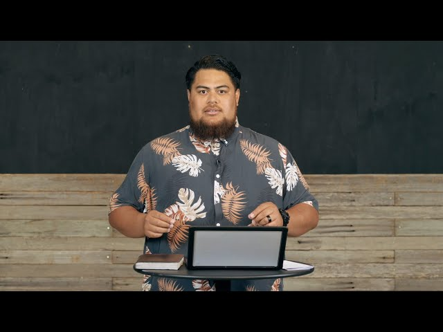 Thrive Church Online | 3rd October | Lucas Paleaae