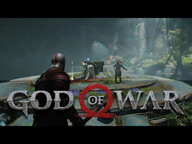 GOD OF WAR [#35] - Auf Fafnirs Spuren