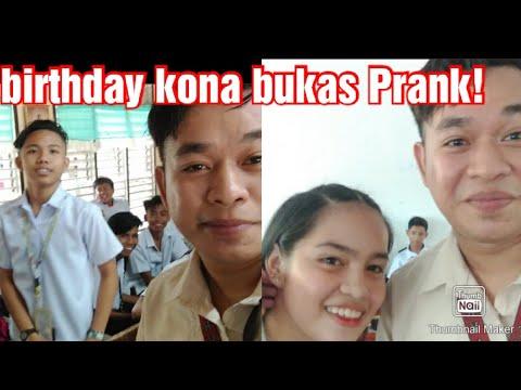 #Prank Birthday Ko Bukas