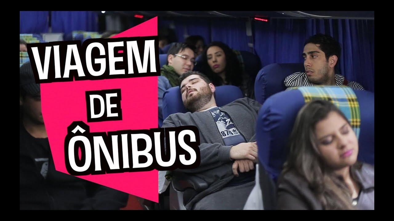 Viagem de Ônibus - DESCONFINADOS