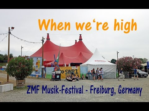 LP - When we're high in Freiburg, Germany (not the whole song)