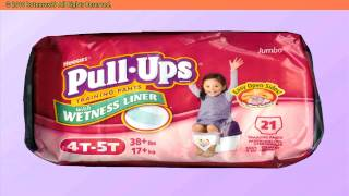 [FullHD]2005 Girls' Pull-Ups with Wetness Liner (Part 2)