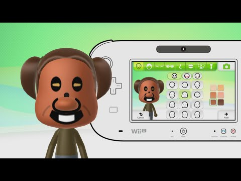 Mii Maker How To Create Bubba From Five Nights At Freddy's World