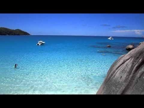Anse Lazio, Praslin - The Seychelles