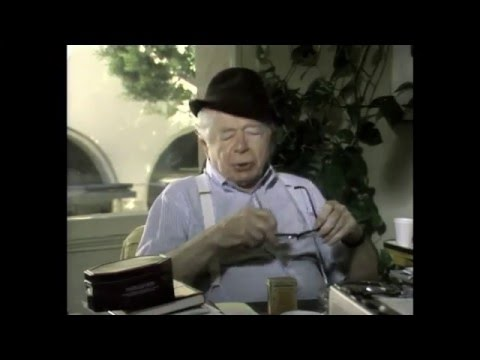 """""""BILLY WILDER TAPES Billy, how did you do it"""" Tape 2"""