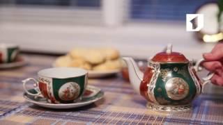 Утро. Lite / Традиционное английское чаепитие
