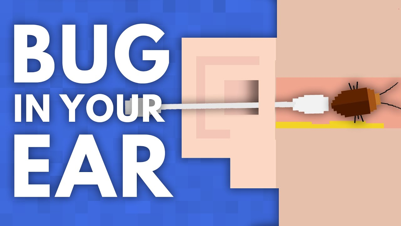 Download What If a Bug Gets Stuck In Your Ear?