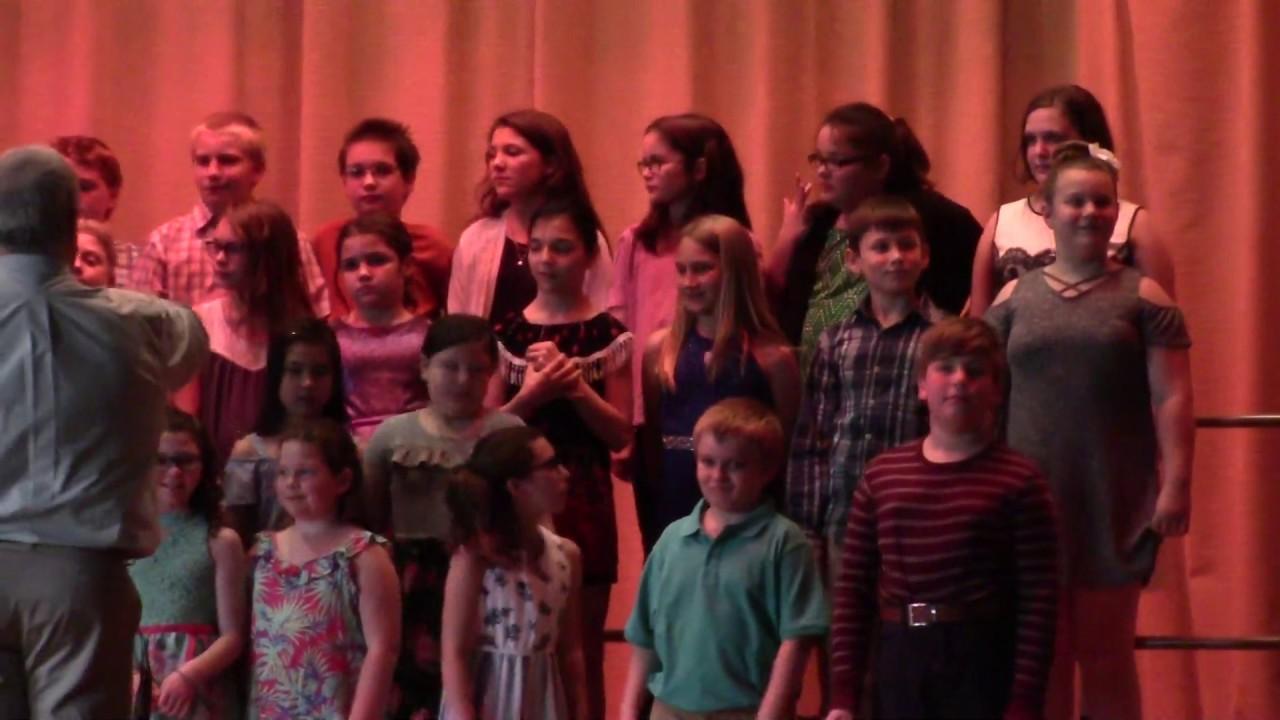 Mooers Elementary Spring Program  5-16-19