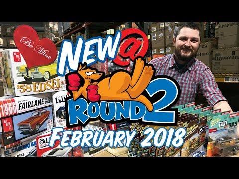 Round 2 February 2018 Product Spotlight