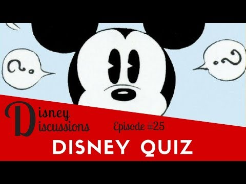 Episode 25 - Disney Quiz time, Pizza Planet comes to Disneyland, Star Wars hotel permits and more! - - 동영상