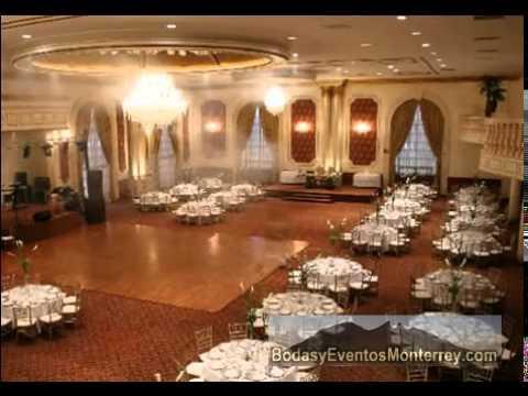 Salones para xv a os en guadalupe salon palacio real - Visillos para salones ...