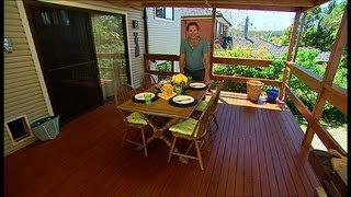 Better Homes And Gardens - Diy: Deck Maintenance