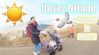 Familien Urlaub | Unser Ferienhaus | HEMA Haul | Zandvoort 🏖 | Isabeau