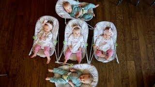 SNEAK PEEK at GIRLS' NURSERY - Babies Invade Master Bedroom