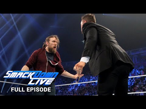 WWE SmackDown LIVE Full Episode, 6 November 2018
