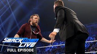WWE SmackDown LIVE Full Episode, 6 November 2018