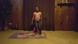 ABC Gymnastic challenge