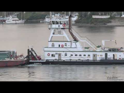 Tugs and Barges – Tidewater, Glacier - Tug Watch 001