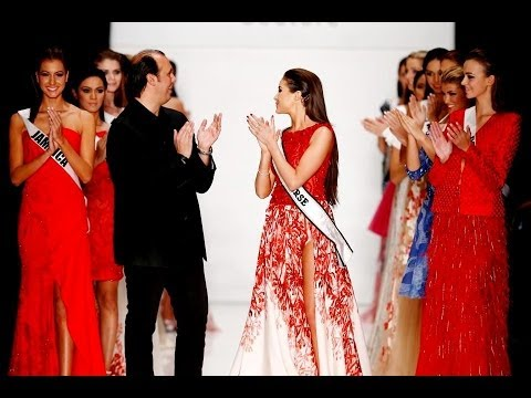 Miss Universe 2013 - Tony Ward Couture Fashion Show (FULL VIDEO)